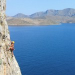Fran in Kalymnos